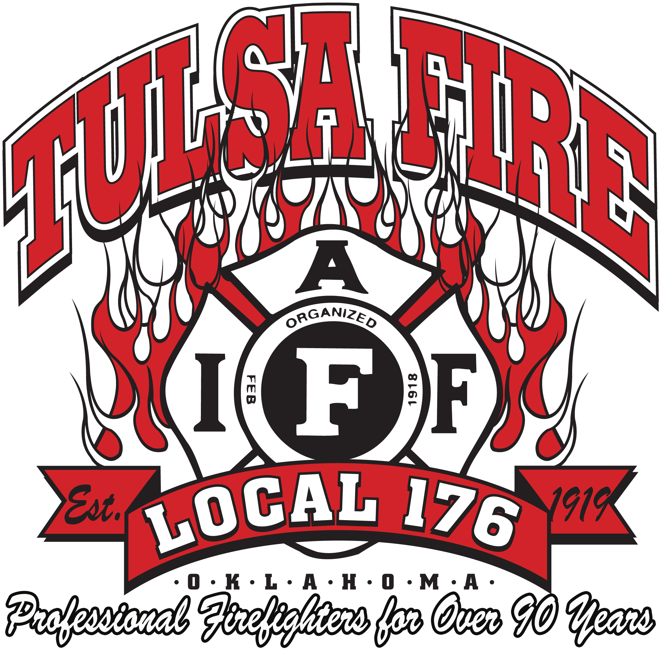 TULSA FIRE FIGHTERS